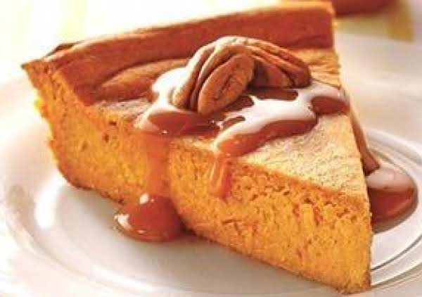 No Muss - Not Much Fuss Sweet Potato Pie Recipe