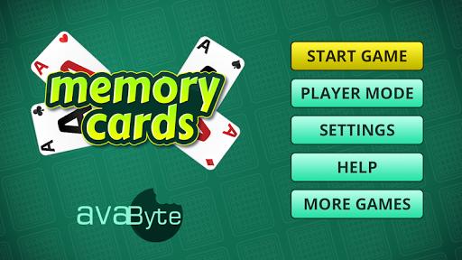 Memory Match Cards 1.9 screenshots 1