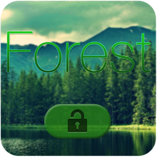 Forest Theme for GoLocker 個人化 App LOGO-硬是要APP
