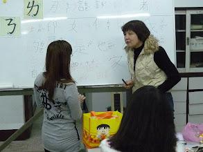 Photo: 20111205頭屋行動教室-外配識字班004