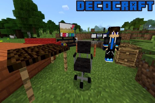 DecoCraft Mod screenshot 3