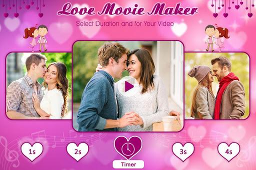 Love Photo Video Maker with Music 1.3 screenshots 5
