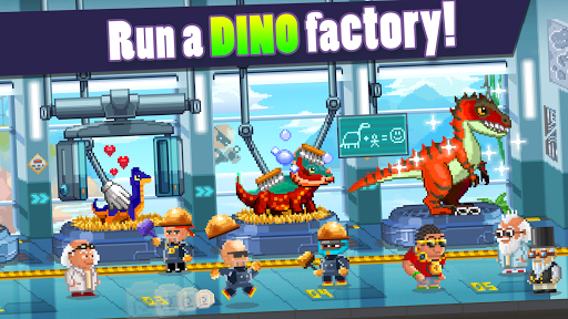 Dino Factory 1.3.6 screenshots 2