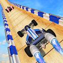 Formula Engine Jet Car Stunts: Rocket Cars Games icon