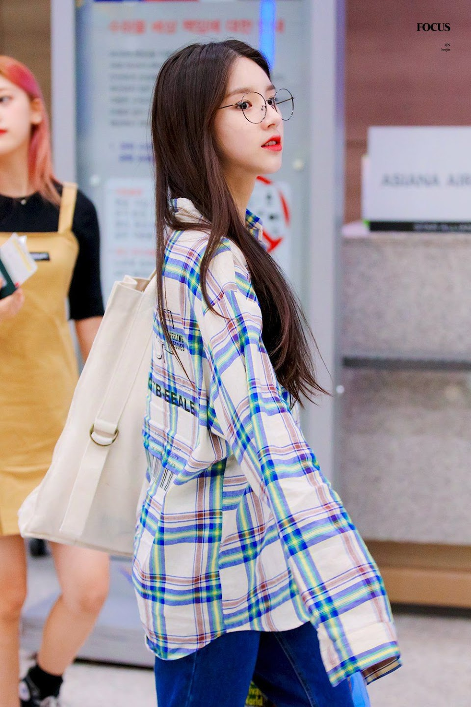 heejin plaid 25