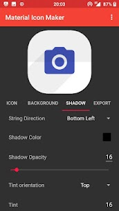 Material Icon Maker 2.0.6 Mod + Data for Android 3