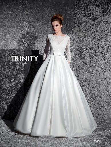 fcad8456b65 Страница 4. Платье T0400 от Trinity Bride