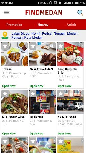 Find Medan for PC