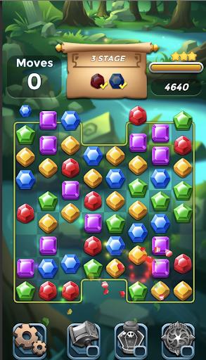 Jewel Empire: Match 3 Puzzle 1.1 screenshots 3