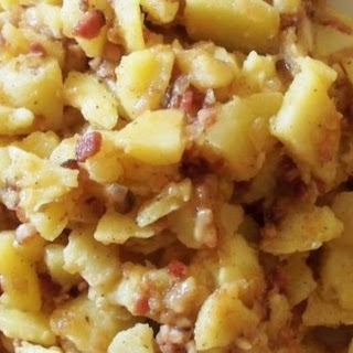 My Tangy German Potato Salad Recipe