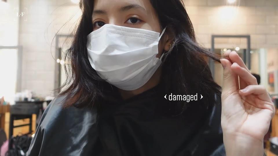 damaged lisa hair