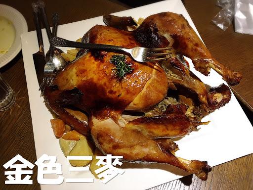 #金色三麥 #新莊晶冠店 ☀[聖誕烤火雞]-每隻$3,500