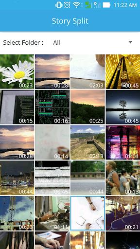 Foto do Video Splitter - Story Split