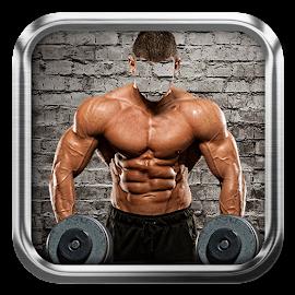 Bodybuilder Photo Editor Pro
