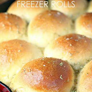 Make Ahead Freezer Rolls Recipe