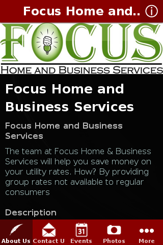 Focus Home Business Services