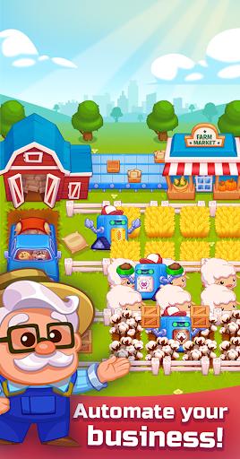 Idle Farm Tycoon - Village Management Game 0.9.1.1 screenshots 1