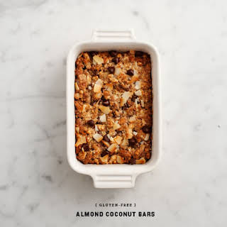 Gluten Free Almond Bars Recipes.