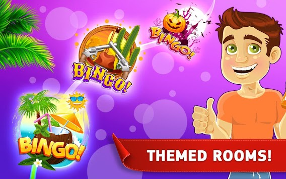 Tropical Beach Bingo Games apk screenshot