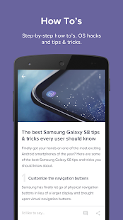 Updates for Samsung & Android- screenshot thumbnail