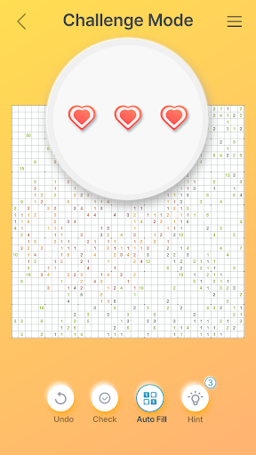 Happy Pixel - Free Nonogram Coloring Puzzle Game modavailable screenshots 7