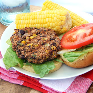 Black Bean Corn Burger Recipes