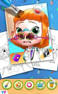 Nose Doctor X: Booger Mania apk screenshot 10