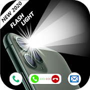 Flash on call and sms, flash alert && notify