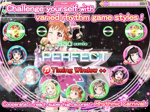 Love Live! School idol festival- Music Rhythm Game screenshot 12