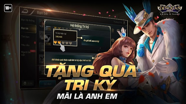 Garena ليان كوان موبايل APK screenshot thumbnail 4