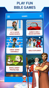 superbook bible for kids with videos games apps on google play