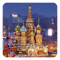 Moscow Live Wallpaper icon