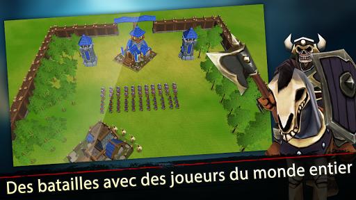 Télécharger Gratuit War of Kings: stratégie mobile apk mod screenshots 5