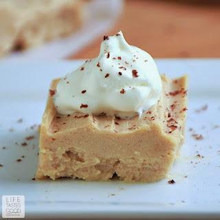 Low Carb Peanut Butter Pie.