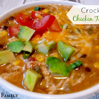 Spicy Chicken Taco Soup Recipes