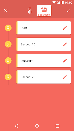 Recordify Voice Recorder screenshot 4