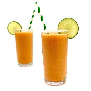 Just Peachy Skinny Margarita