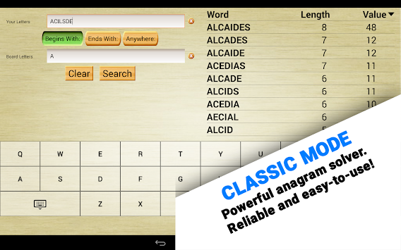 Word Breaker Full apk screenshot