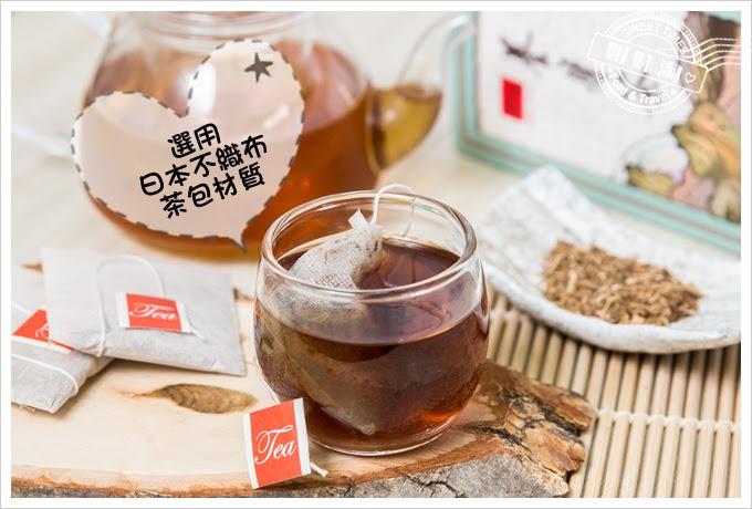 十八味養身茶茶包
