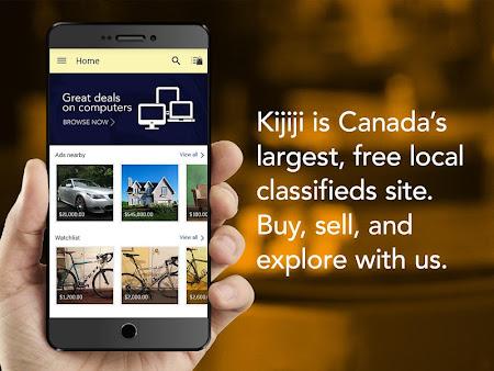 Kijiji Free Local Classifieds 3.11.0 screenshot 113604