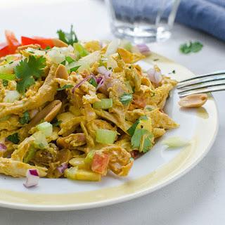 Curried Rotisserie Chicken Salad.