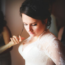 Wedding photographer Dmitriy Kalinin (Enigman). Photo of 01.02.2017