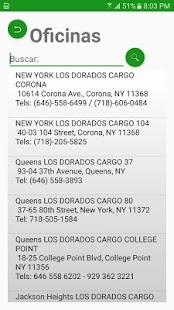 Los Dorados Cargo Mobile - náhled