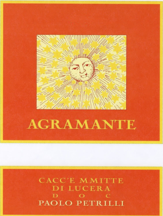 Logo for Paolo Petrilli Agramante