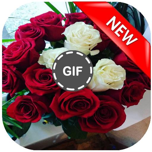 بطاقات ورد متحركة Gif Apps On Google Play