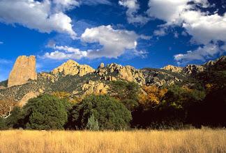 Photo: Chiricahua Mountains near Portal, Coronado National Forest, Arizona