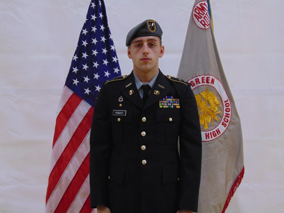 Cadet LTC Knight