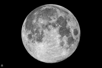 Photo: Full Moon August 2012