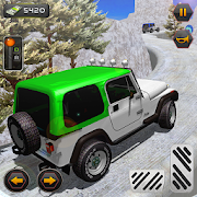Offroad Jeep Mountain Hill Climb Driving 3D