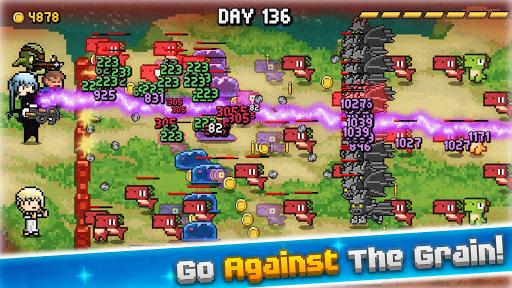 Days Bygone - Castle Defense  captures d'écran 1